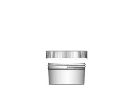 Jar & Cap Combo Case: 89mm - 6 oz
