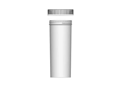Jar & Cap Combo Case: 63mm - 12 oz