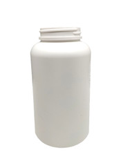 Round Packer HDPE Bottle: 53mm - 17oz