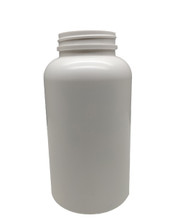 Round Packer HDPE Bottle: 53mm - 21oz