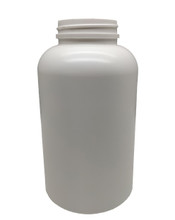Round Packer HDPE Bottle: 53mm - 25oz