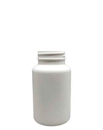 Round Packer HDPE Pharmaceutical Bottle: 45mm - 7.75oz