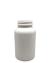 Round Packer HDPE Pharmaceutical Bottle: 45mm - 8.75oz