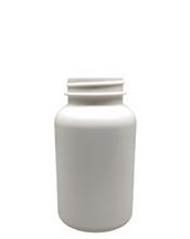 Round Packer HDPE Pharmaceutical Bottle: 45mm - 8.75oz