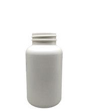 Round Packer HDPE Pharmaceutical Bottle: 45mm - 10oz