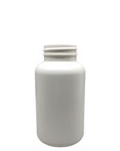 Round Packer HDPE Pharmaceutical Bottle: 45mm - 10oz