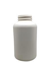 Round Packer HDPE Pharmaceutical Bottle: 45mm - 13.5oz