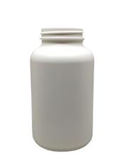 Round Packer HDPE Pharmaceutical Bottle: 53mm - 17oz
