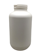 Round Packer HDPE Pharmaceutical Bottle: 53mm - 25oz