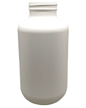 Round Packer HDPE Pharmaceutical Bottle: 53mm - 32oz