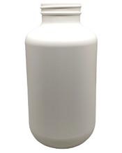 Round Packer HDPE Pharmaceutical Bottle: 53mm - 32oz