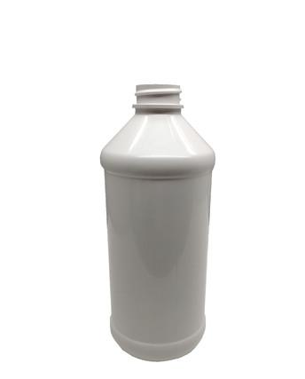 Modern Round PET Bottle: 28mm - 16oz