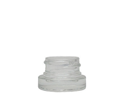 Glass Jar: 38mm - 1/4 oz