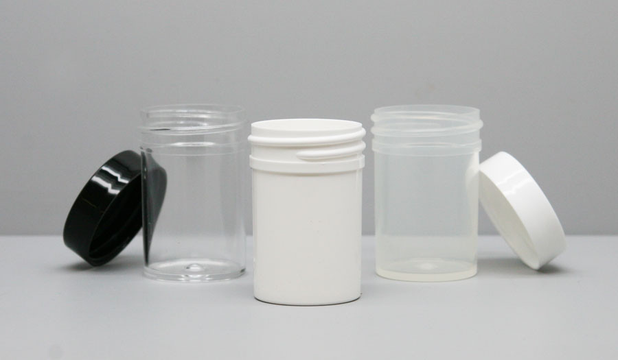 1 Oz Plastic Containers With Lids Parkway Plastics