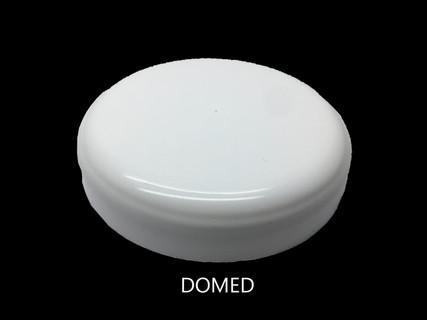 Domed Cap - For 120mm Jars (C120C4DP - Samples for Product Testing - No Minimum)