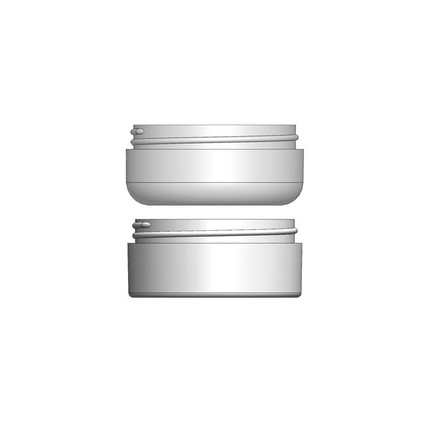 Thick Wall: 70mm - 2 oz