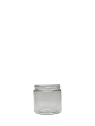PET Jar: 58mm - 4oz