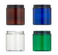 PET Jar: 70mm - 8oz