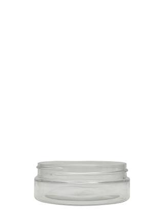 PET Jar: 100mm - 8oz
