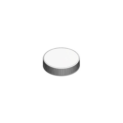 Ribbed (Smooth Top) - For 53mm Jars