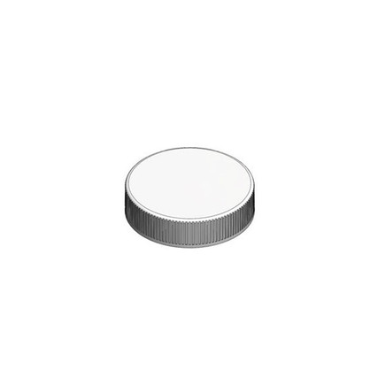 Ribbed (Smooth Top) - For 63mm Jars