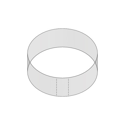 70mm Shrink Sleeve (Regular Wall) (PA070 SHRINK SLEEVE - Samples for Product Testing - No Minimum)