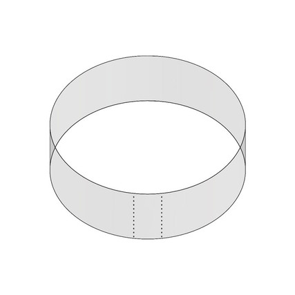 83mm Shrink Sleeve (Regular Wall) (PA083 SHRINK SLEEVE - Samples for Product Testing - No Minimum)