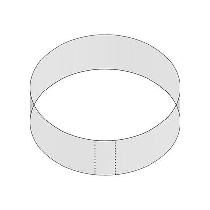 89mm Shrink Sleeve (Regular Wall) (PA089 SHRINK SLEEVE - Samples for Product Testing - No Minimum)