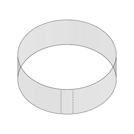 100mm Shrink Sleeve (Regular Wall) (PA100 SHRINK SLEEVE - Samples for Product Testing - No Minimum)