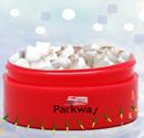 Parkway Plastics Colored Jars