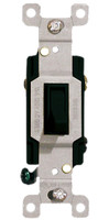 Three Way Toggle Switch 15A Black