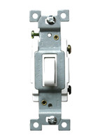 Commercial Grade Switch 20A White