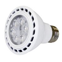 LED PAR20 7Watt 5000K Daylight Dimmable (Box of 4)