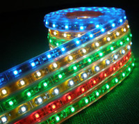 LED Waterproof Strip Light 12V DC RGB (Outdoor)