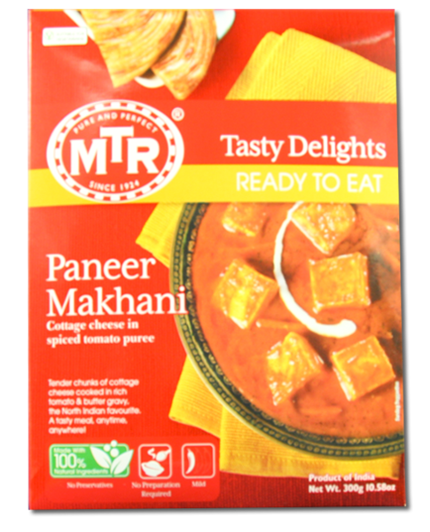 MTR Paneer Makhani - Ready to Eat