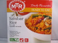 MTR Sambar Rice - Ready to Eat