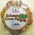Goumas Dried Fig Ring - Kalamata Crown