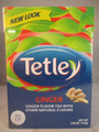 Tetley Ginger Tea Bags