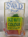 Sago Wafers - Color