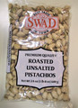 Swad Roasted Unsalted Pistachios