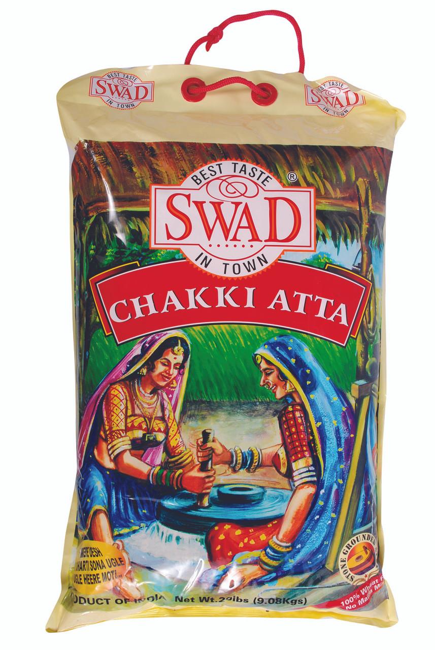 508cbdcd375 Swad Chakki Atta - Patel Brothers, Inc.