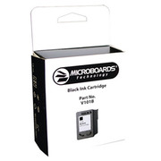 Microboards V101B Black Ink Cartridge