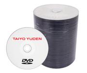JVC Taiyo Yuden White Thermal DVD-R