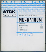 TDK MO-R4100M Front
