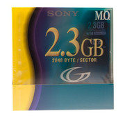 "Sony 3.5"" 2.3gb Rewritable MO Disk"