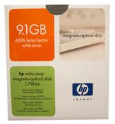 HP C7984A 9.1gb WORM MO Disk