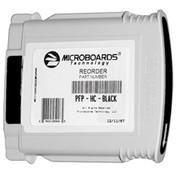Microboards PFP Black Ink Cartridge