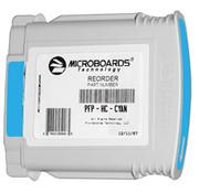 Microboards PFP Cyan Ink Cartridge