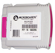 Microboards PFP Magenta Ink Cartridge