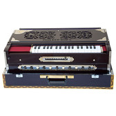 Paul & Co. Harmonium - 4 Reeds (B-M-M-F), 13 Scale Changer - No. 624